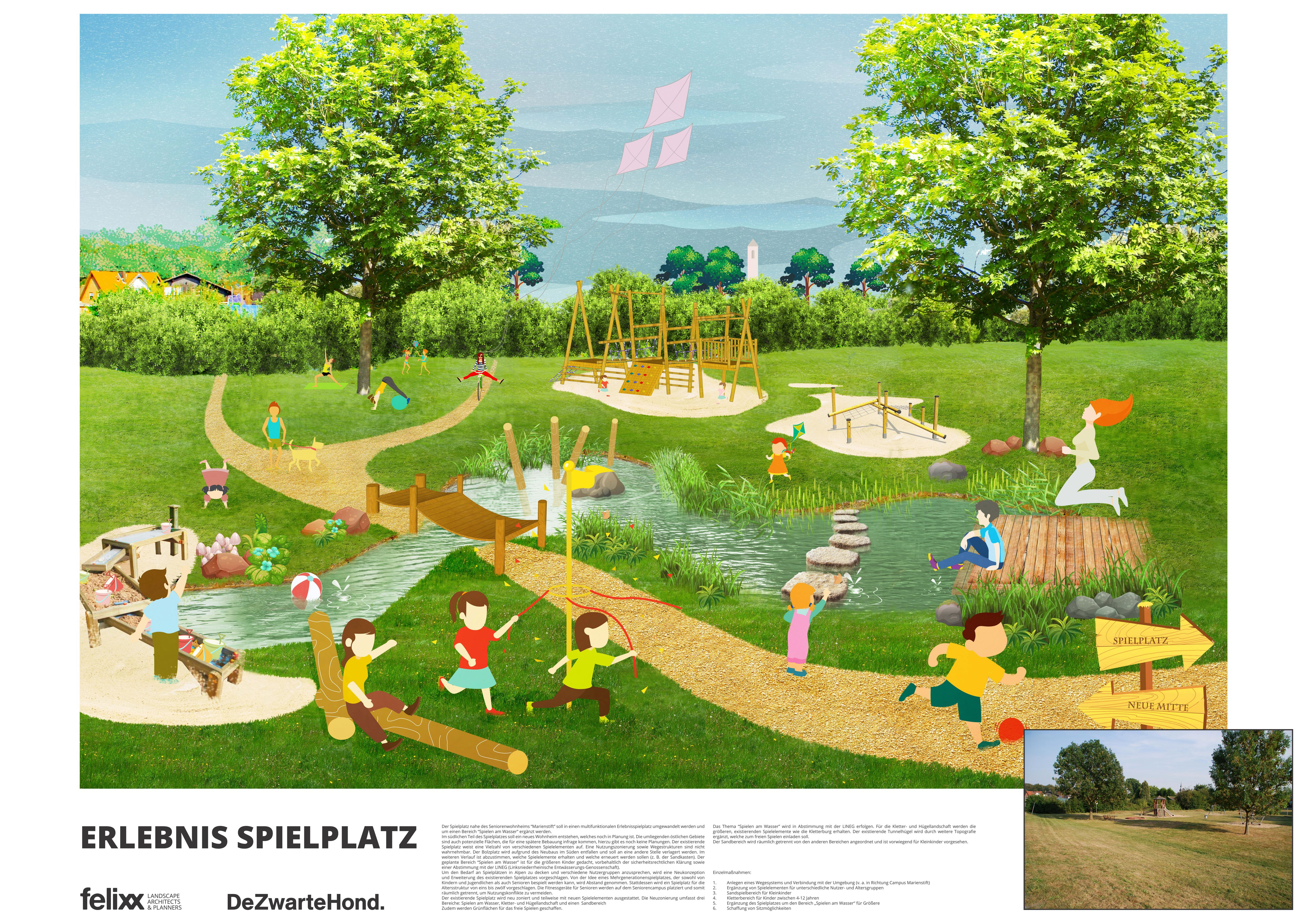 Gemeinde Alpen: Stadtumbau Alpen